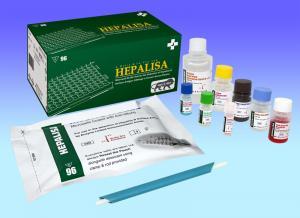Elisa Test for detection of HBsAg / Hepatitis B