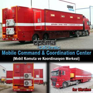MOBILE COMMAND & COORDINATION CENTER