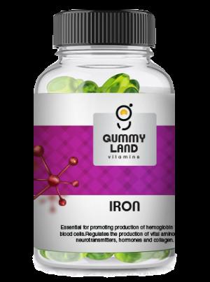 Gummy Land Iron (adult)