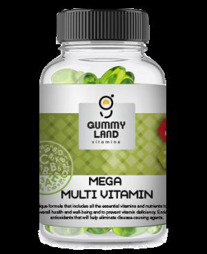 Gummy Land Mega Multivitamin (adult)