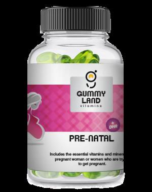 Gummy Land Prenatal (adult)