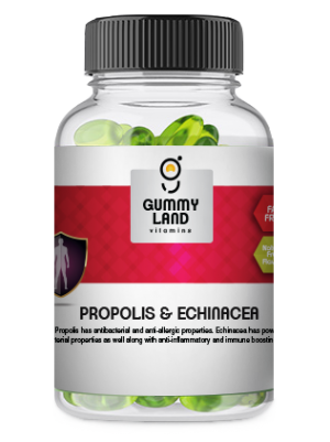 Gummy Land Propolis & Echinacea (adult)