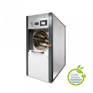 Astell sliding front round chamber autoclave