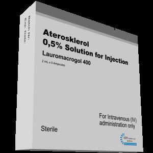 ATEROSKLEROL %0.5