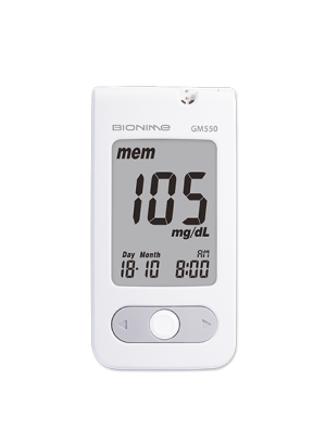 Blood Glucose Monitoring System GM550