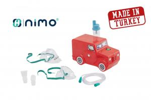 Nimo Compressor Nebulizer HNK-NBL-CAR