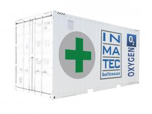 INMATEC containerized oxygen generator