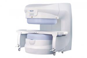 Open MRI system
