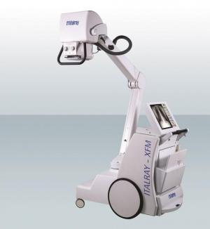 A new mobile x-ray system for digital radiography