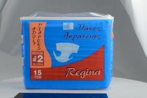 REGINA DIAPERS Adult Incontinence Medium