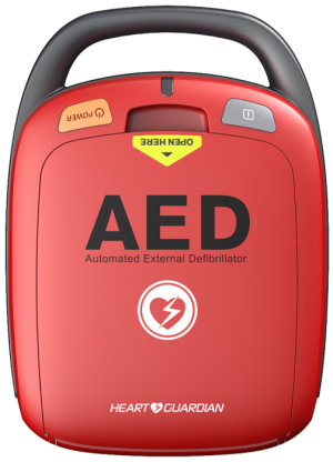 automated external defibrillator aed HR-501