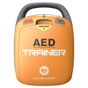 automated external defibrillator aed trainer