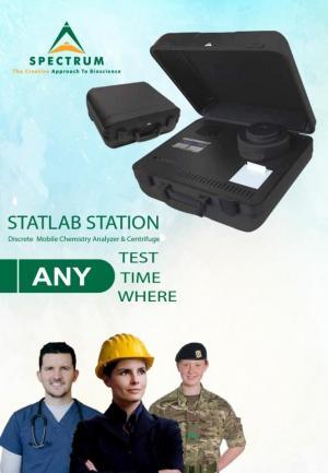stat lab station