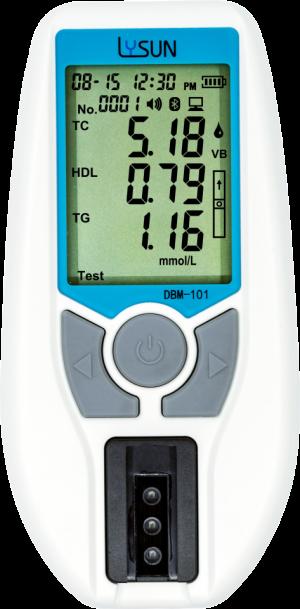 Dry Biochemical Analysis Meter