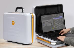 X-ray suitcase solution