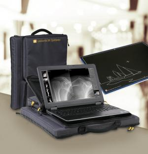 The portable X-ray backpack system