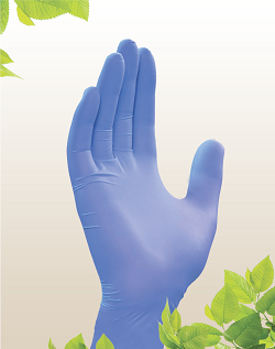 Biodegradable Nitrile Powder Free 3.0 Mil