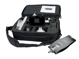 The CITREX mobile test set is a certified, high precision measuring system with an extensive set of accessories.