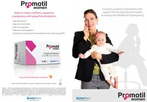 Promotil Women, women infertility