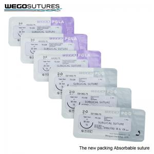 New Package WEGO Suture