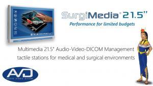 SurgiMedia®21.5''
