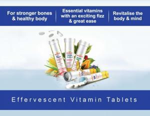 Roivit Multivitamin Effervescent Tablets