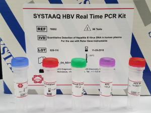 SYSTAAQ HBV REAL TIME PCR KIT