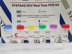 SYSTAAQ HCV REAL TIME PCR KIT