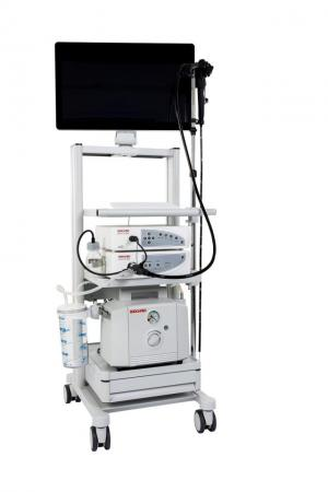 The video endoscope ; Gastroscope