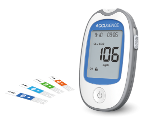 Accugence Multi-Monitoring System, Glucose, GOD,GDH,URIC ACID,BLOOD KETONE