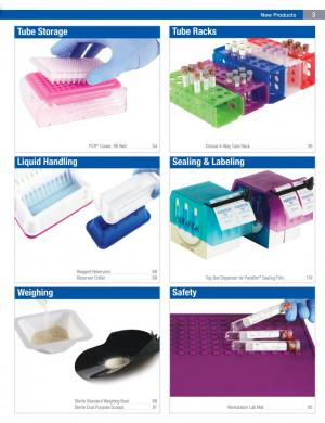 Innovative Laboratory plastic ware