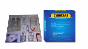 CYANIDE ANTIDOTE KIT [Sodium Nitrite Injection 300 MG / 10 ML, Sodium Thiosulphate Injection 12.5 G / 50 ML & Amyl Nitrite Inhalant 0.3 ML]