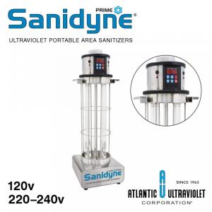 Sanidyne Prime Remote UV Portable Area Sanitizer