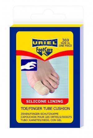 Toe/finger tube cusion