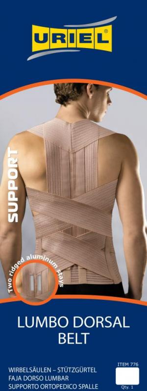 Lumbo-Dorsal Back Support