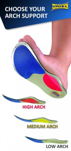Easy Fit - Adjustable Arch Support