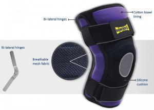 Hinged Knee Support