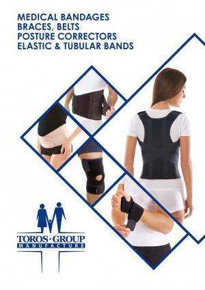 MEDICAL BANDAGES, ELASTIC & TUBULAR BANDS