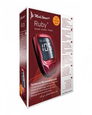 MediSmart® RUBY Kitbox (incl. Arabic language)