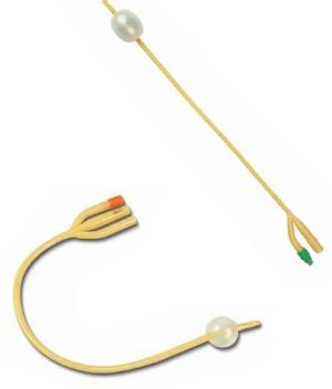 Foley Balloon Catheters