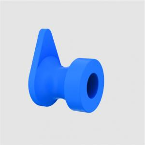 Shah & Mini Shah Blue - PTFE (Fluoroplastic Ventilation Tube, Grommet, Middle Ear Implants)