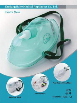 Types of oxygen masks