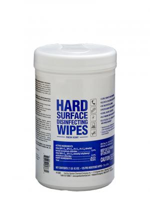 Hard Surface Disinfecting Wipes, kill 99% germs