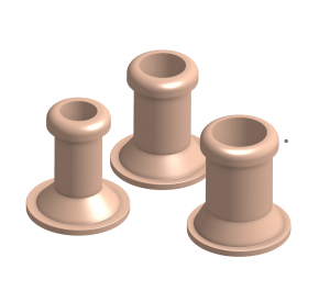 Medasil Silicone Stoma Buttons
