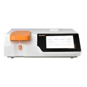 semi-automatic biochemistry analyzer / bench-top NB-201D