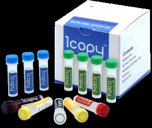 1copy™ BCR-ABL qPCR Kit