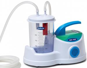 MD100 - SUCTION PUMP -  MEDICATE - 1 LITER BOTTLE