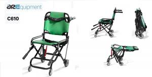 "ARE C610 Orthopedic foldable wheelchair in ""X"""