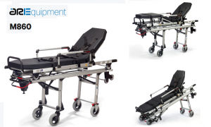 ARE M860 Monobloc - Trolley and stretcher separable