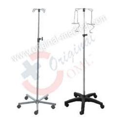 Adjustable Hospital IV Stand